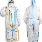 Medical protective clothing disposable gowns